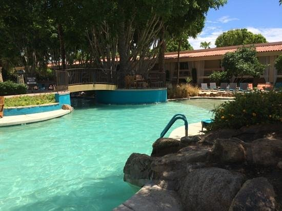 The Scott Resort & Spa: Pool with little beach