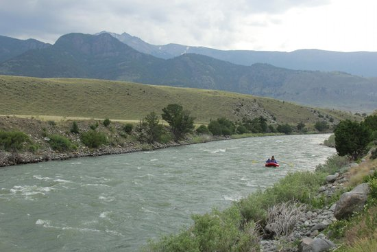 Wild West Rafting: Yellowstone National Park viewed from our Spectacular Scenic Trip!