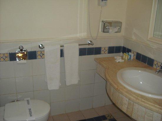 Sunrise Diamond Beach Resort : bathroom