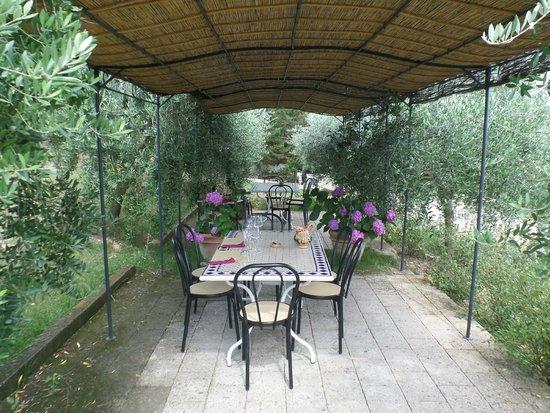 Tenuta Casanova : Private Terrace