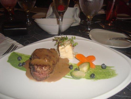 Hilton Puerto Vallarta Resort: menu rest. Frances