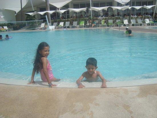 Hilton Puerto Vallarta Resort: Alberca