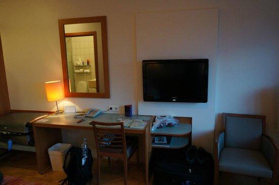 Icelandair Hotel Herad: Room.
