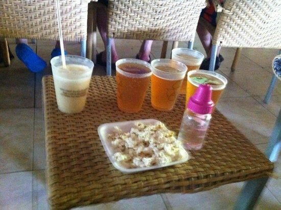 Grand Sirenis Riviera Maya Resort & Spa : Tomando en Familia