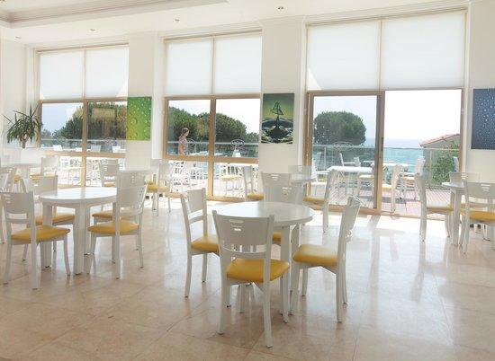 Arora Hotel: lobby