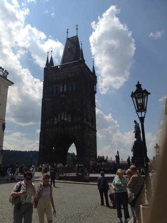 "Prague with Jana - our ""Personal Prague Guide"""