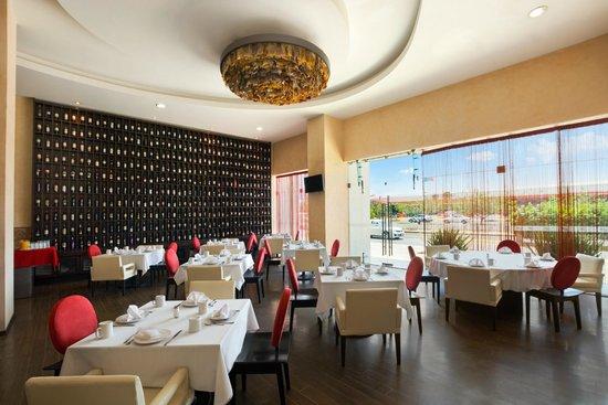 Wyndham Garden Celaya: Restaurante