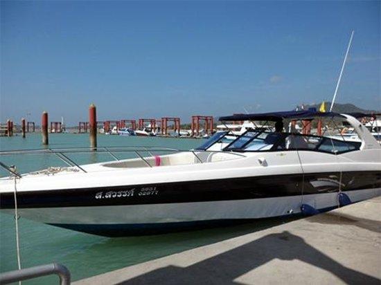 Searunner Speedboat Phuket: Sawan in Chalong -