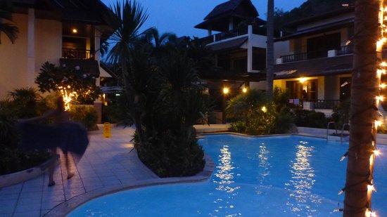 Phi Phi Banyan Villa: Pileta 2