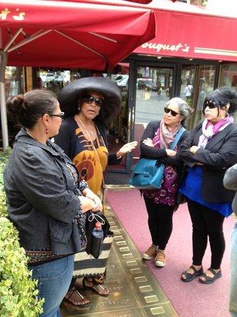 Ricki Stevenson's Black Paris Tours: Black Paris Tour at the Legendary Fouquet's