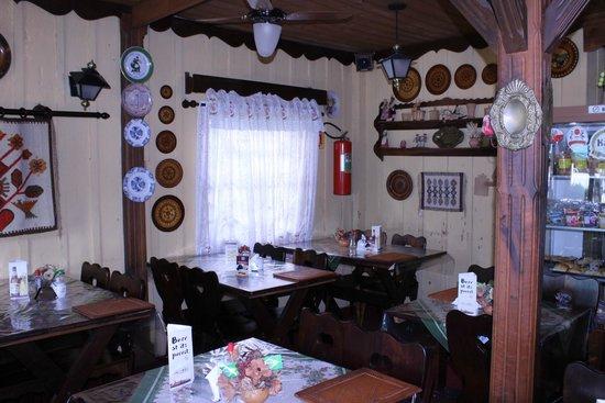 Kawiarnia Krakowiak : Interior do restaurante
