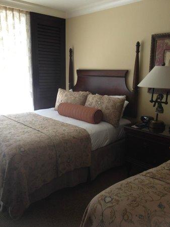 Cheeca Lodge & Spa: Comfy bed
