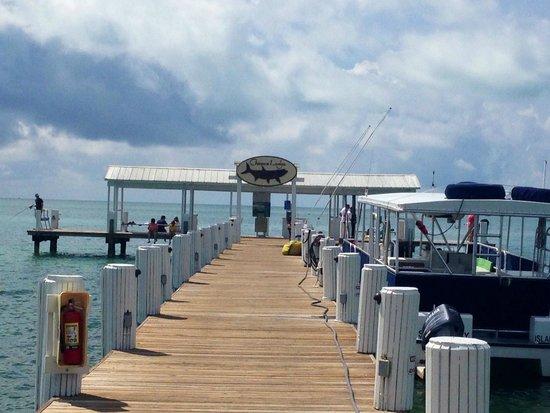 Cheeca Lodge & Spa: Fishing dock
