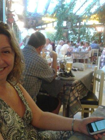 Roda Park Restaurant : love it love it love it !