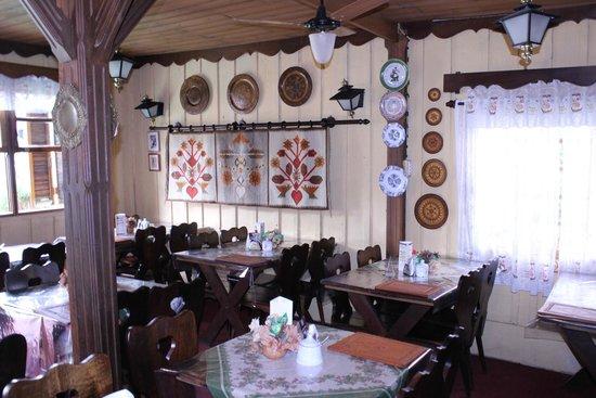 Kawiarnia Krakowiak: Interior do restaurante