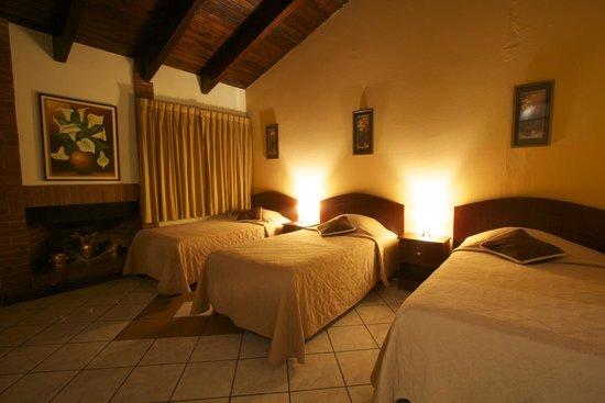 Comfort Hostel: Habitación triple