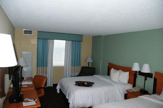 Hampton Inn & Suites by Hilton - Miami Airport / Blue Lagoon : Double Queen