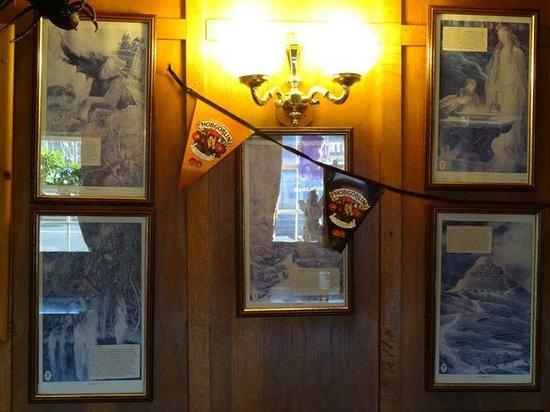 Middle Earth Tavern: alan lee artwork