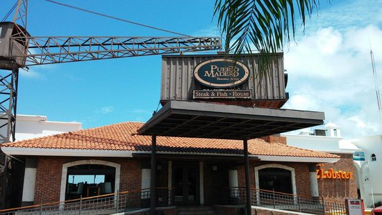 Puerto Madero Cancun : Boa carne