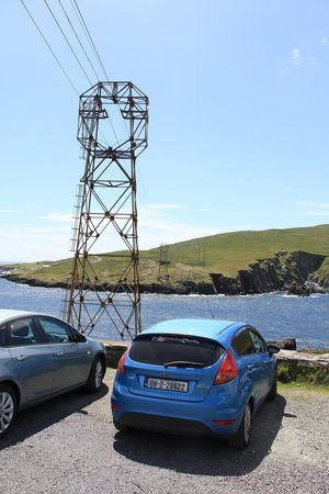 Dursey Island: Anything goes here