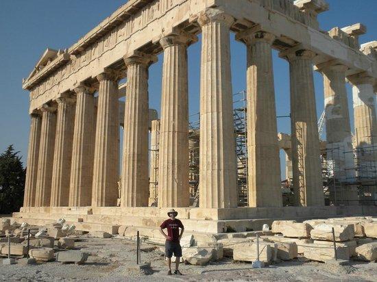 PK Travel: Athens, Greece - Parthanon