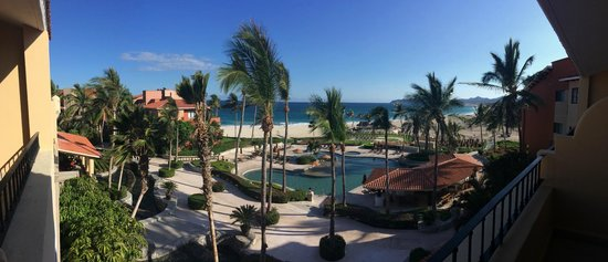 Casa del Mar Golf Resort & Spa: View from our room