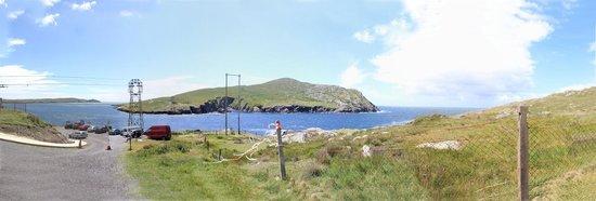 Dursey Island Panorama