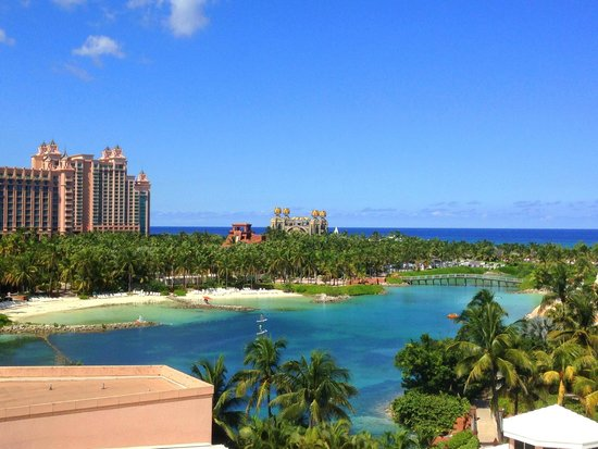 Atlantis, Coral Towers, Autograph Collection : View from our balcony