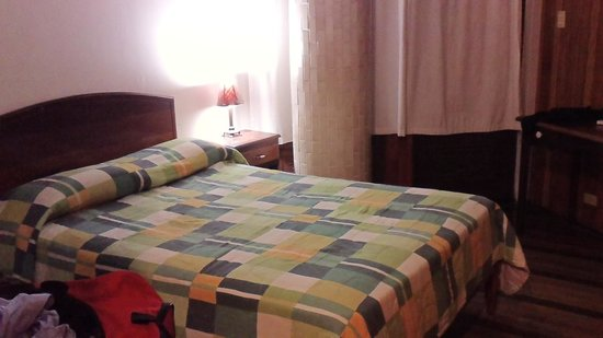 Hotel and Restaurant Sherwood: Room