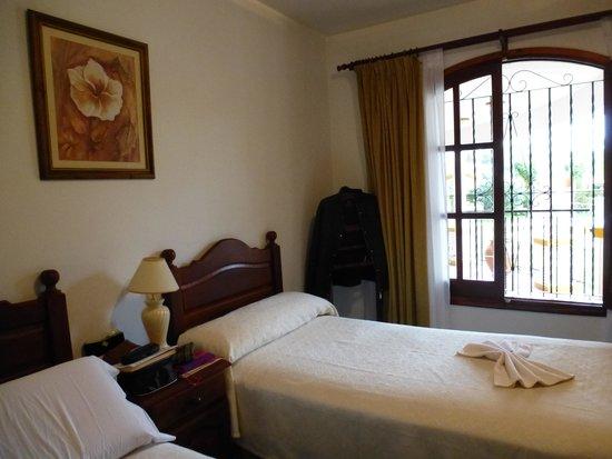 El Cortijo Apart-Hotel & Spa: Habitación doble twin