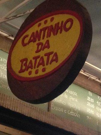 Cantinho da Batata: Muito BOM!!