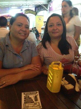 Cantinho da Batata: Eu e minha querida irmã!!