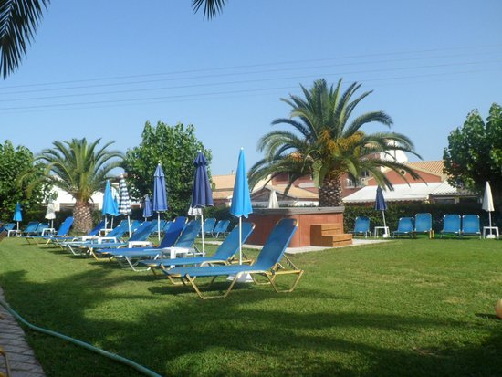 Alkyon Hotel: Part of the pool area