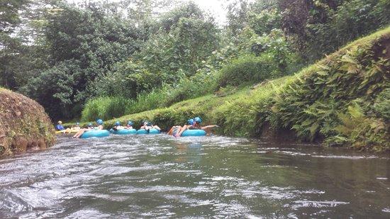 Kauai Backcountry Adventures: Quite relaxing.