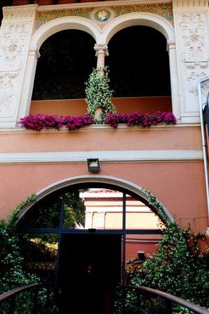 Hotel dei Pittori : Terrazzo