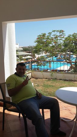 Hilton Sharm Dreams Resort: Balcony