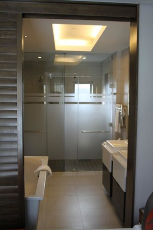 DoubleTree by Hilton Cape Town - Upper Eastside: Bathroom