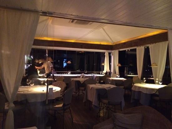 Casas Brancas Boutique Hotel & Spa: The Restaurant