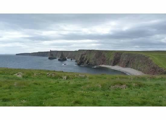 Highland Experience Inverness - Day Tours: Duncansby coast