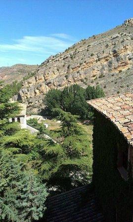 Albarracin Hotel: Vistas desde las ventanas