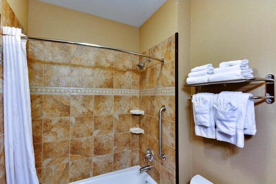Comfort Inn : Bathroom