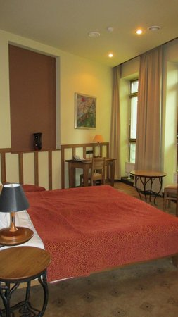 Best Western Santakos Hotel: Моя комната