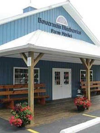 Bowerman Blueberries Farm Market