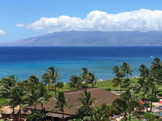 Honua Kai Resort & Spa: View from Hokulani seventh floor