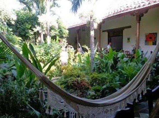 The Garden Cafe : Garden Cafe in Granada