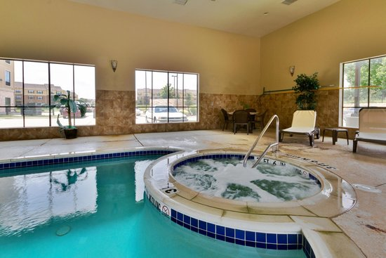 Comfort Inn : Indoor Spa