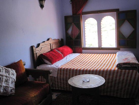 Hotel Koutoubia: La chambre