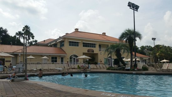 Sheraton Vistana Resort Villas- Lake Buena Vista: Pool area