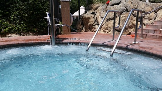 Sheraton Vistana Resort Villas- Lake Buena Vista: Jacuzzi/Spa
