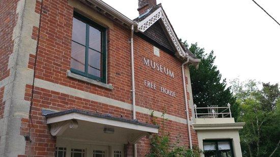 The Museum Inn.
